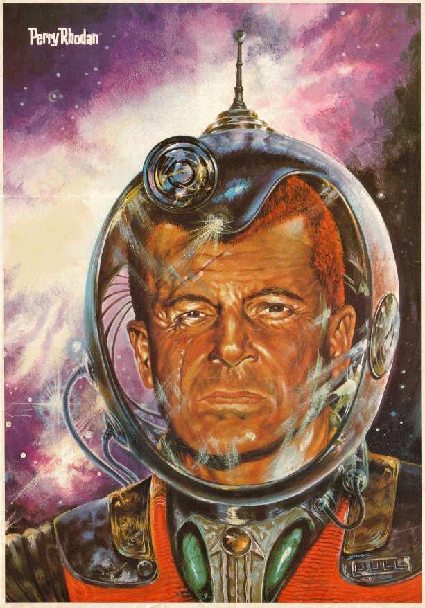 Johnny Brucks Postermappe Grafik 3 Reginald Bull